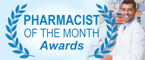 View our Pharmacist of the Month Awards!