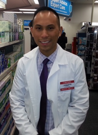 Pharmacist Of The Week - Justin Rafael - Cvs (Huntington Station)