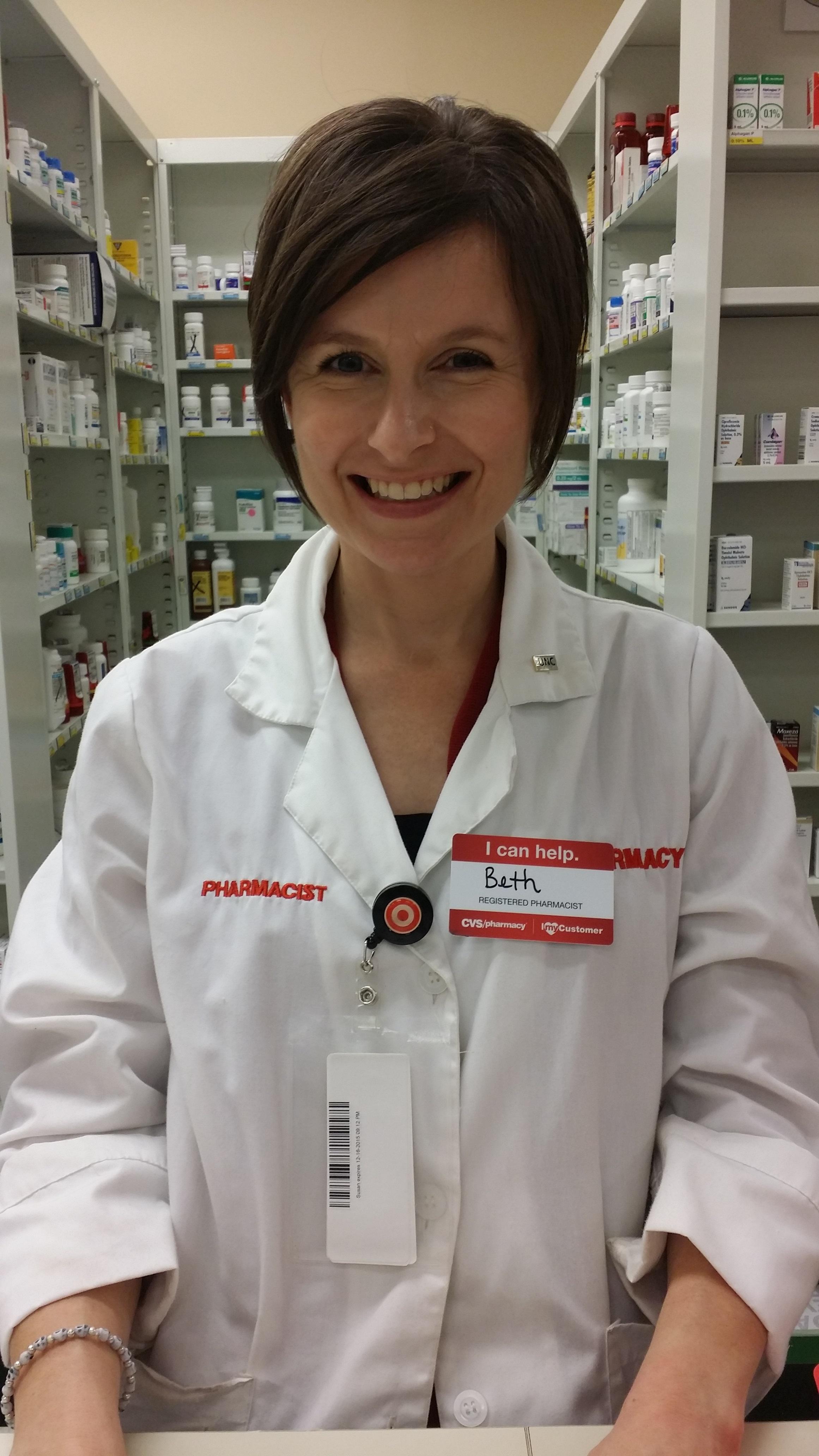 ... of the Week - Beth Spencer - Target / CVS Health (Charlotte