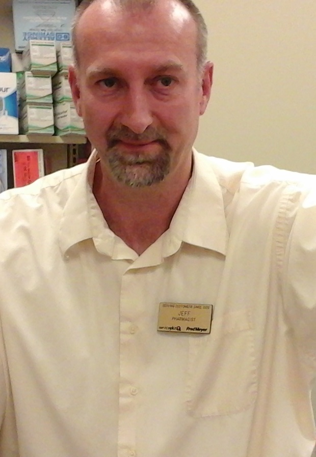 pharmacist of the week - jeff krueger