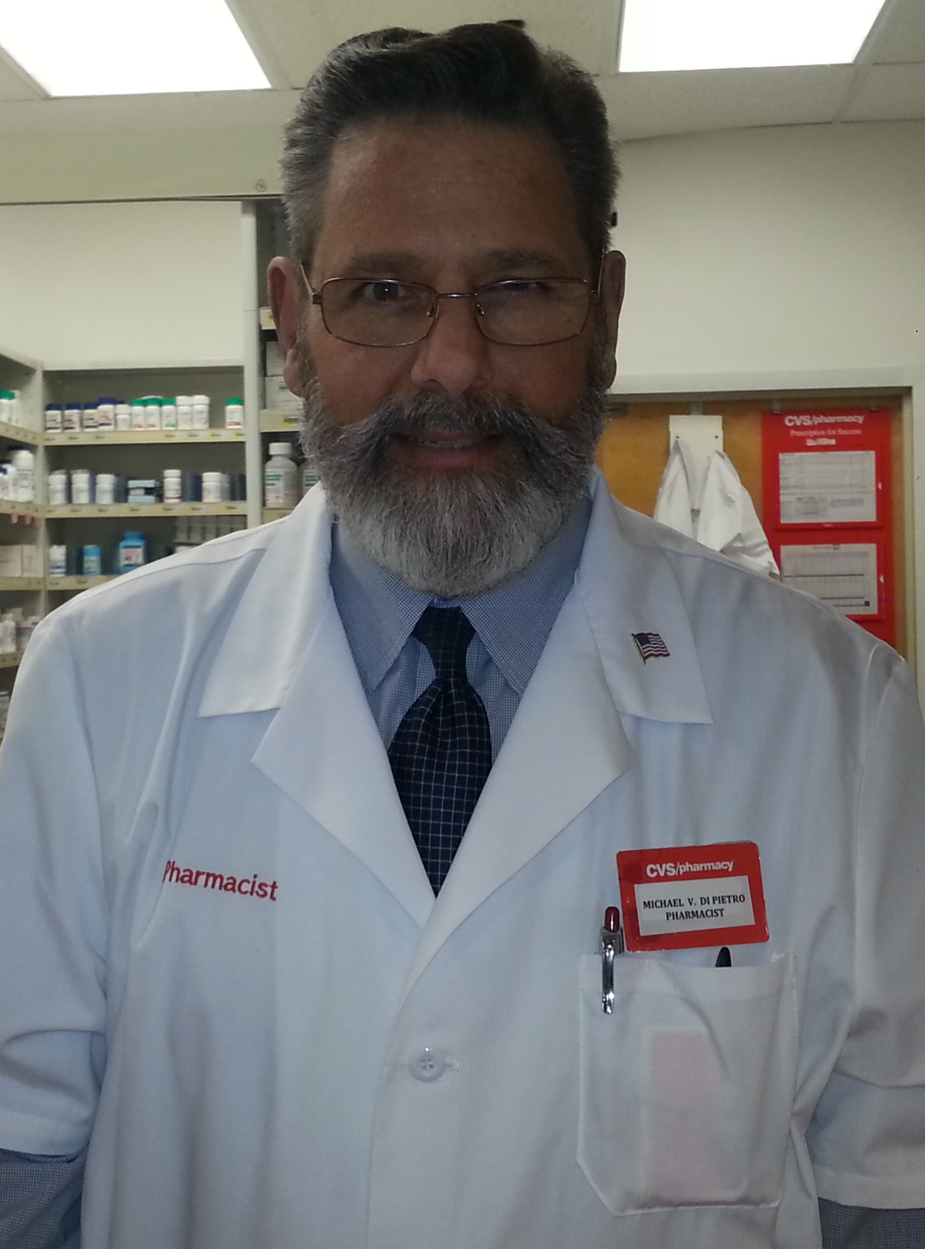 pharmacist of the week - michael v dipietro