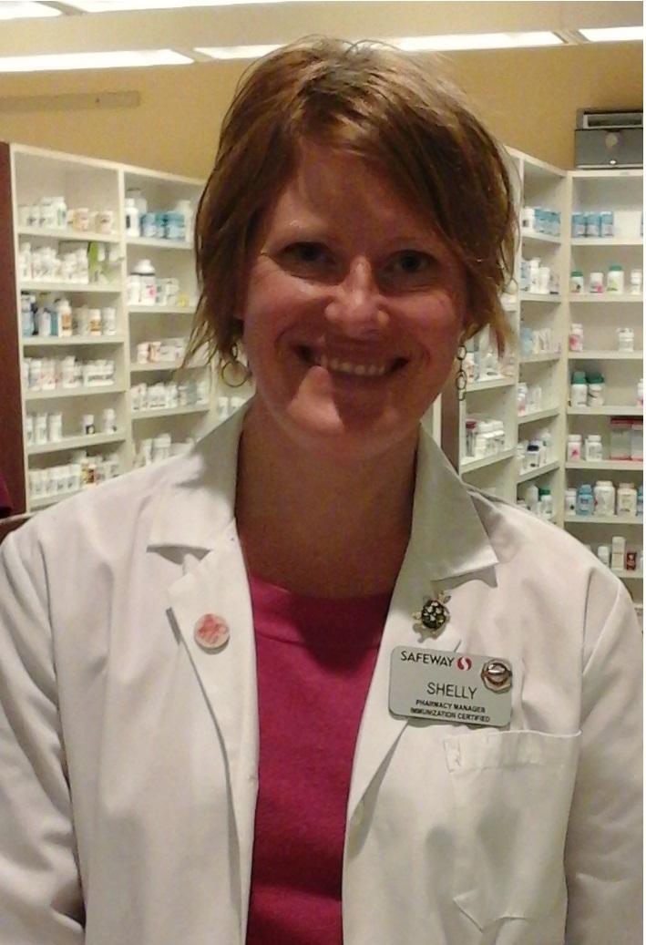 Pharmacist of the Week - Shelly Jones - Safeway (Portland)