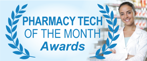 View our Pharmacy Tech of the Month Awards!